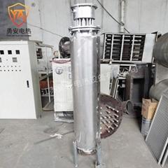 實驗空氣加熱器液體氣體管道加熱器管道加熱器非標定製導熱油加熱