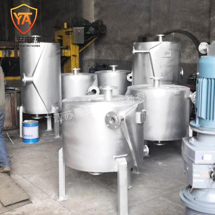 厂家定制容积式换热器 换热器 螺旋板式换热器 螺旋板换热器 1