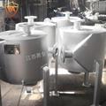 厂家定制容积式换热器 换热器 螺旋板式换热器 螺旋板换热器 5