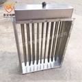厂家供应框架式履带式加热器 工业用电加热器 炉罐加热器 4