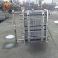 厂家直销 泳池加热锅炉加热 不锈钢可拆式板式换热器冷却器 4