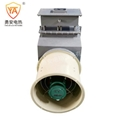 空调风管辅助电加热器管道式加热