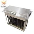 空调风管辅助电加热器管道式加热器风道加热器框架式加热器可定做 5