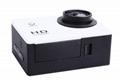 Action Camera Ultra HD 4K 30fps WiFi 2.0-inch 170D Underwater Waterproof Helmet 3