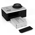 Action Camera Ultra HD 4K 30fps WiFi 2.0-inch 170D Underwater Waterproof Helmet 4