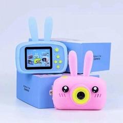Toy Camera Mini Camera Kids Toys Cartoon Digital Camera Baby Toys 12.0M