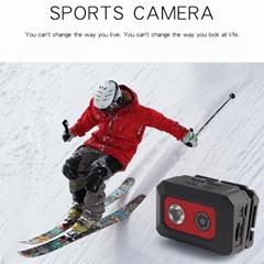 Night Vision Head-mounted 1080P HD Camera