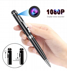 HD 1080P Mini Camera Cam Voice  Video Recorder Pen camera