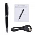 HD 1080P Mini Camera Cam Voice  Video Recorder Pen camera 3