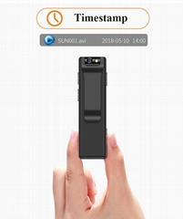 Mini Digital Camera HD Flashlight Micro Cam Magnetic Body Camera Motion