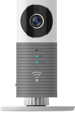 1080p HD Indoor Wireless WIFI Smart IP Home Camera with Night Vision 2-Way Audio