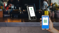 2.8inches EU Green Pass Scanner Access WIFI 2D code scanner