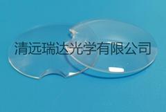 藍寶石鍍膜單雙卜智能手錶玻璃蓋