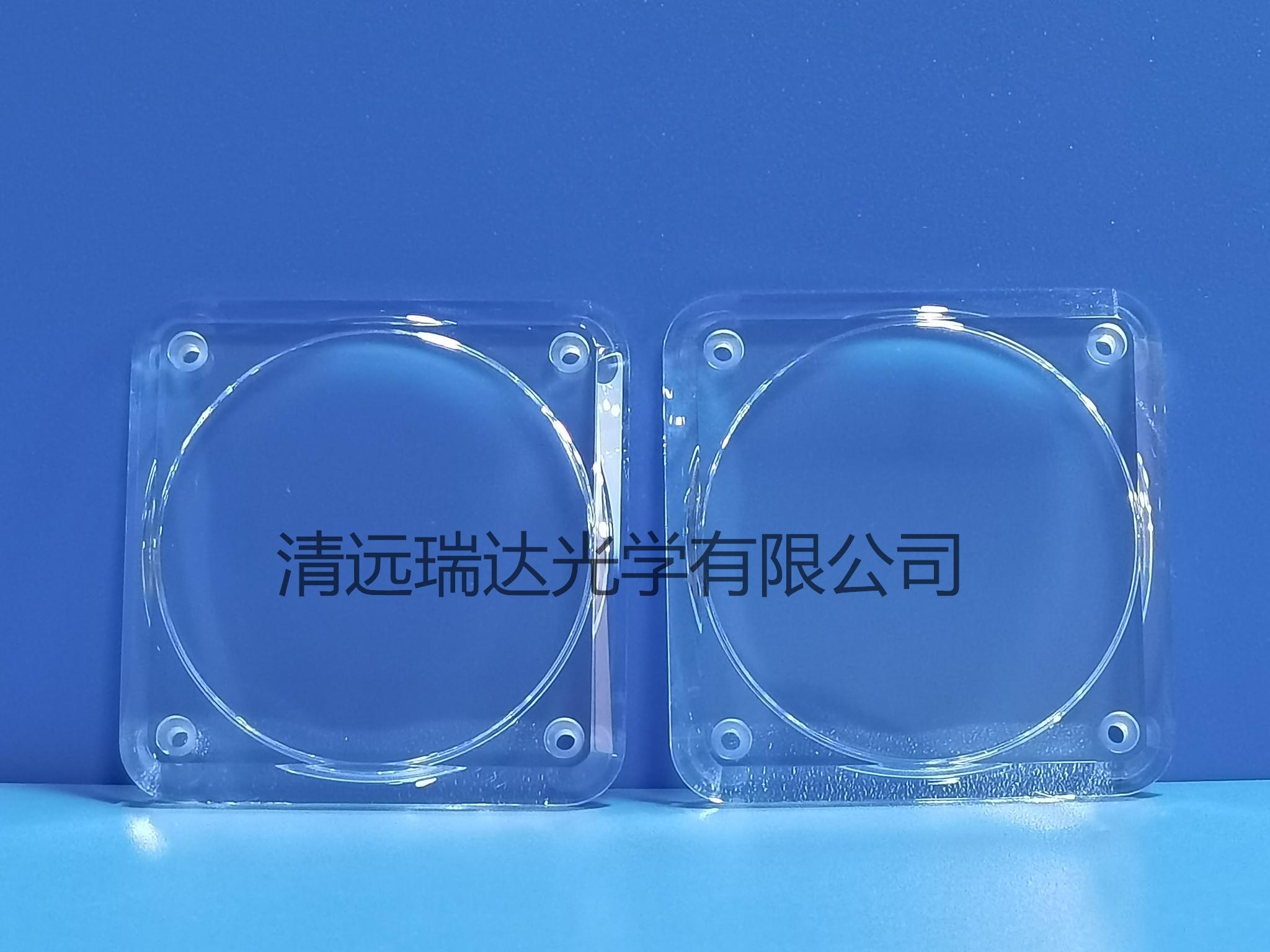 蓝宝石玻璃加工玻璃手表表壳定制 3