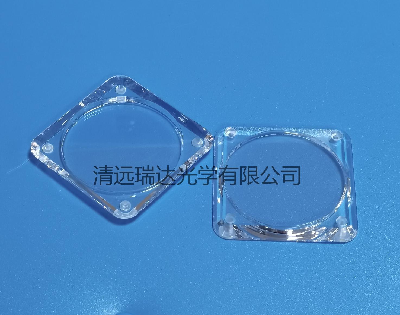 蓝宝石玻璃加工玻璃手表表壳定制 4