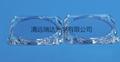 蓝宝石玻璃加工玻璃手表表壳定制 5