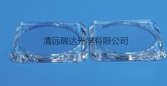 藍寶石玻璃加工手錶鏡面加工鏡片鍍膜絲印電邊