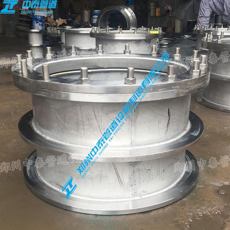 304不鏽鋼柔性防水套管 1