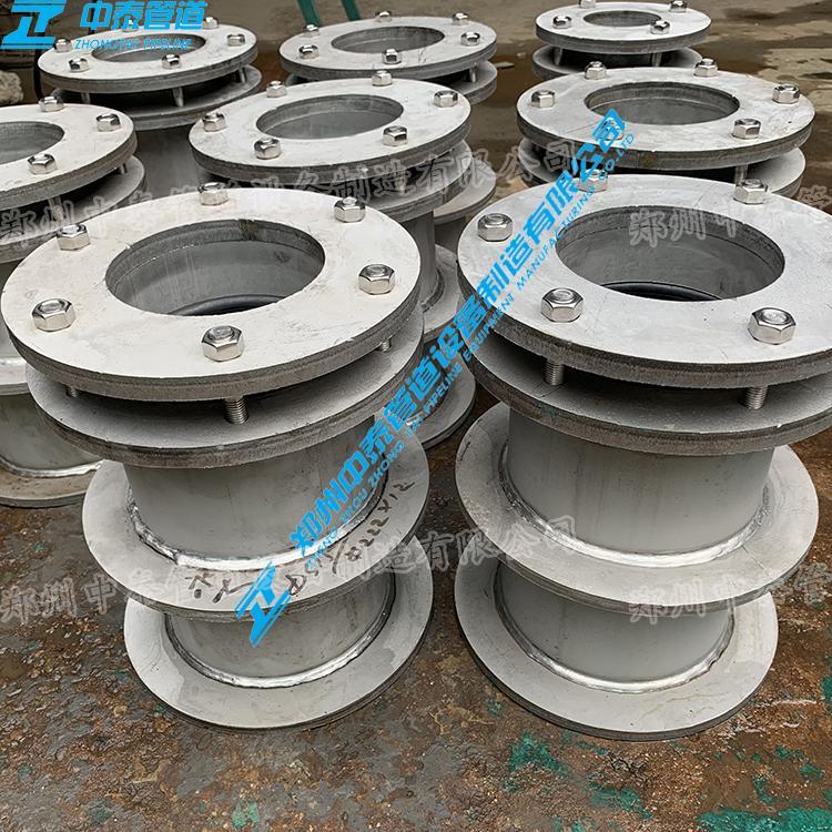 304不鏽鋼柔性防水套管 3