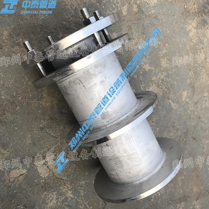 316L不鏽鋼柔性防水套管 3