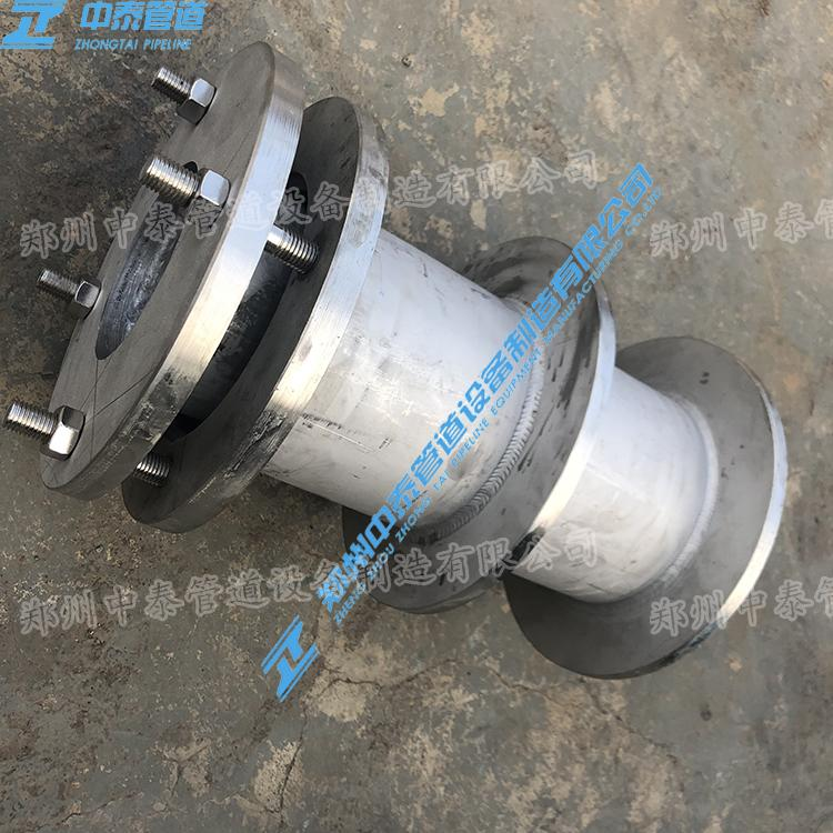 316L不鏽鋼柔性防水套管 4