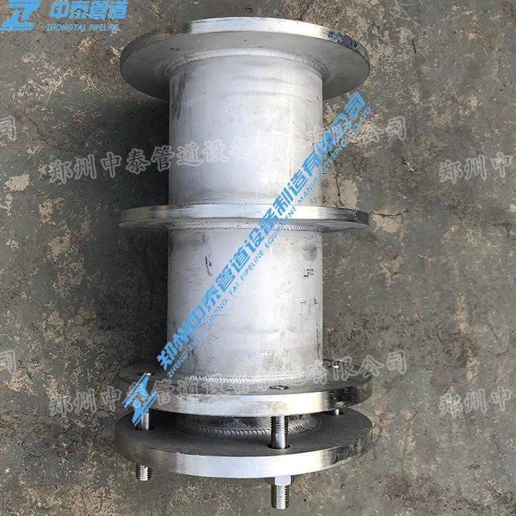 316L不鏽鋼柔性防水套管 5