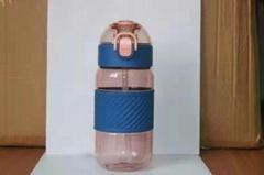 Wholesale promotional food grade portable bpa free children kids sports bottle