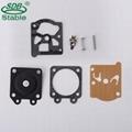 carburetor parts membrane kit carburetor