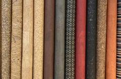 欧盟环保标准的易清洁天然软木革
