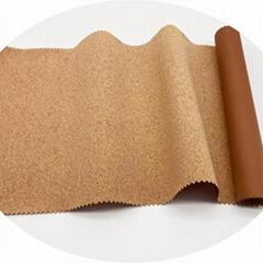 軟木箱包里襯裡布由橡樹樹皮製成天然環保超薄