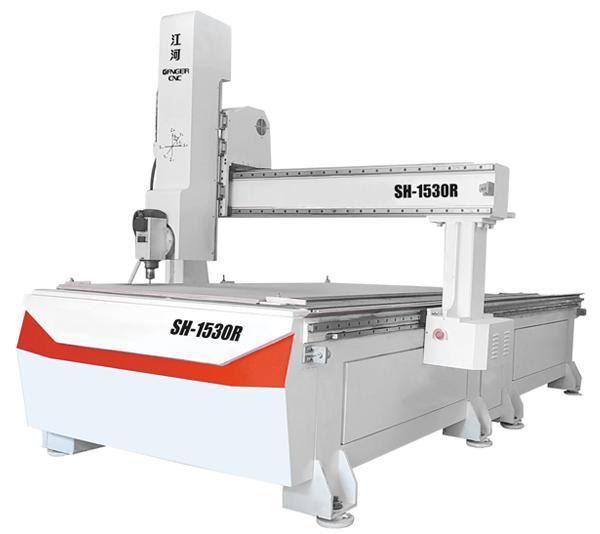 四軸木工雕刻機SH-1530R 1