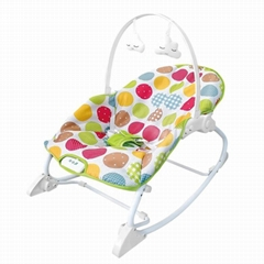 Musical rocking swing chair multifunction vibrating baby bouncer chair