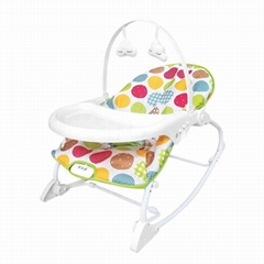 infant to toddler rocker with vibration musical rocking chair