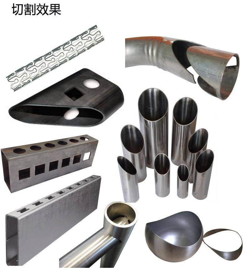 浙江不鏽鋼鋁管鍍鋅管管材激光切割機激光切管機 4