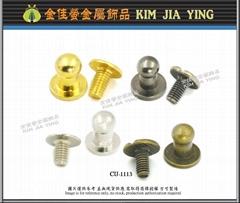 Brass Metal lathe Buckle