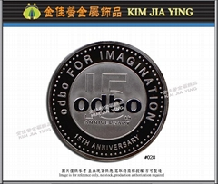 Clothing/Brand/Customized Colored Enamel Metal Badge