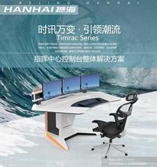 撼海指挥调度中心监控操作台定制 时讯系列F01