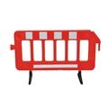 Reflective Road Safety Warning Barrier Traffic Barricade Traffic Control Barrier