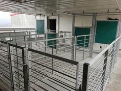 栏位系统公猪采精栏