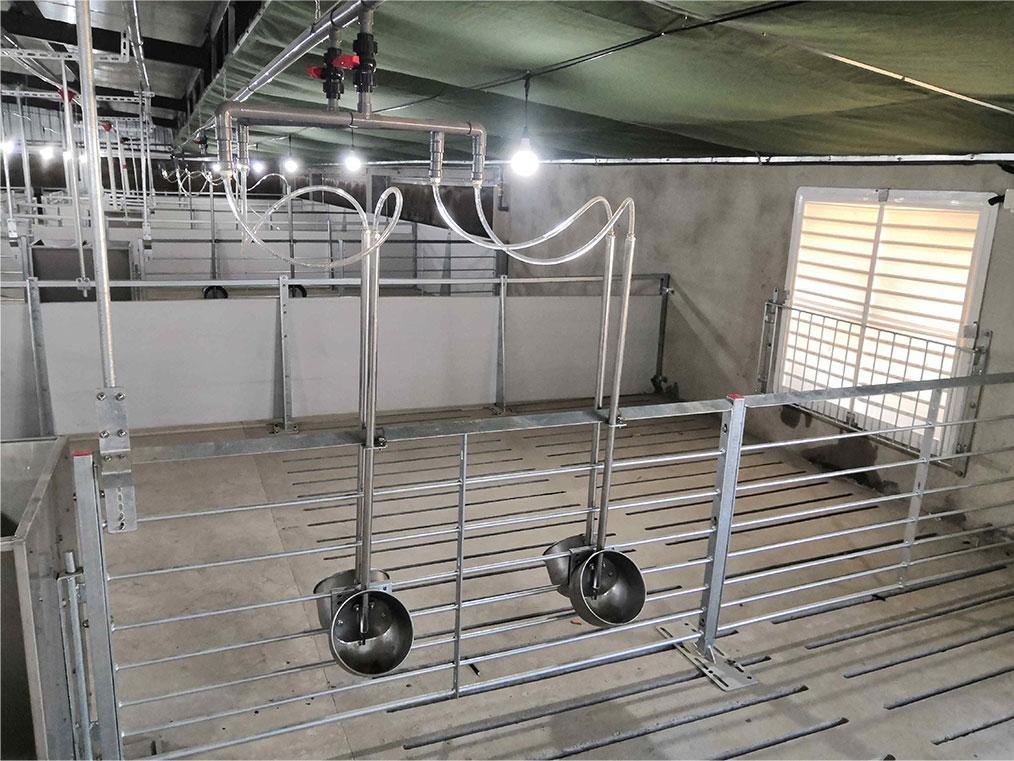 栏位系统育肥大栏 1