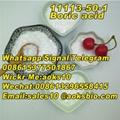 China Manufacturer CAS 11113-50-1 Boric