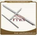 Ceiling T-Grid bar Suspension Profile frame