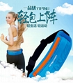 Sports belt bag, anti-theft belt bag, environmental belt bag
