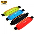 Sports belt bag, anti-theft belt bag,