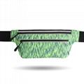 Sports belt bag, waist bag,