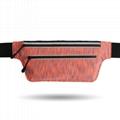 Sports belt bag, waist bag, environmental belt bag