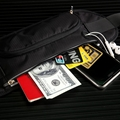 Sports belt bag, waist wallet, Pocket Belt with buckle design 17