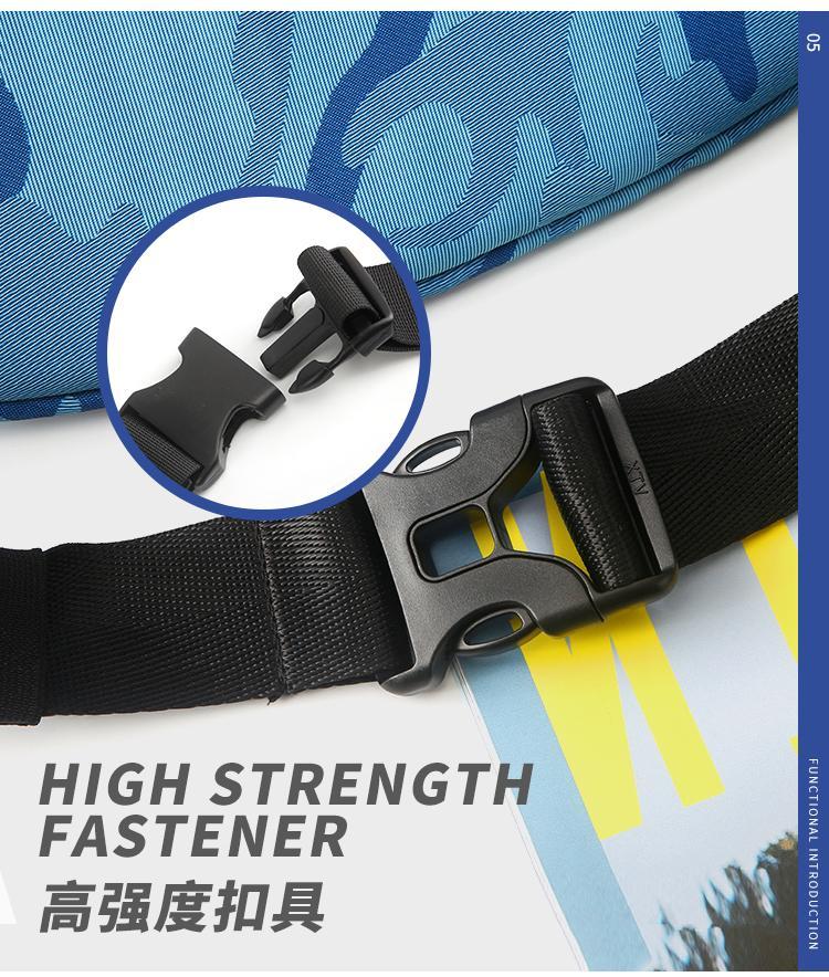 運動腰包 防水腰包 環保腰包 11