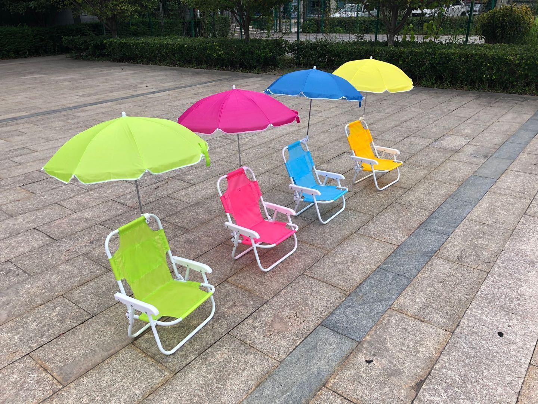 巴西儿童沙灘椅 陽光傘沙灘椅 戶外儿童椅 4
