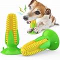 Dog water floating toy dog brushing Pet